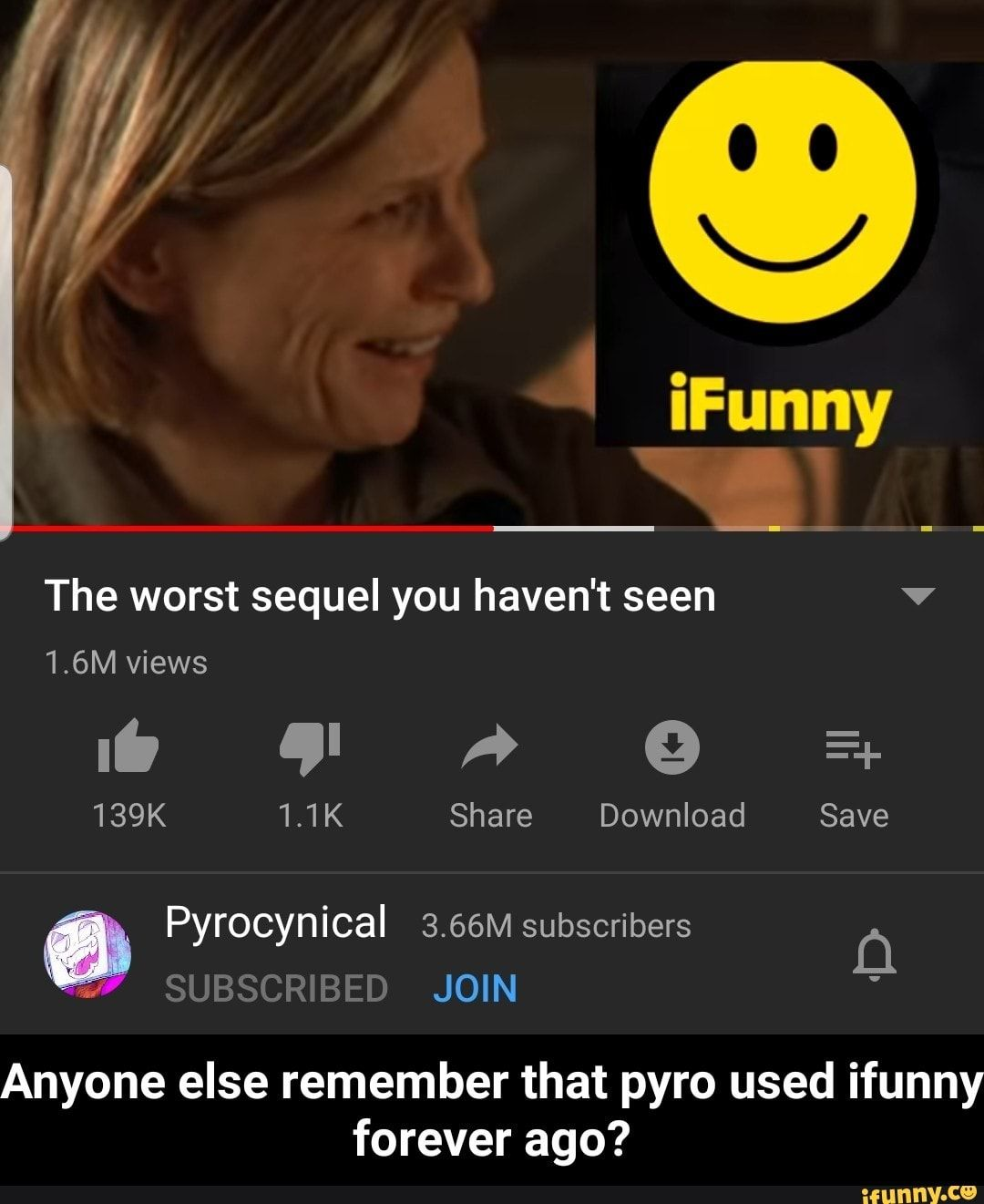 Anyone Else Remember That Pyro Used Ifunny Forever Ago Ifunny Ifunny Memes Funny Relatable Memes