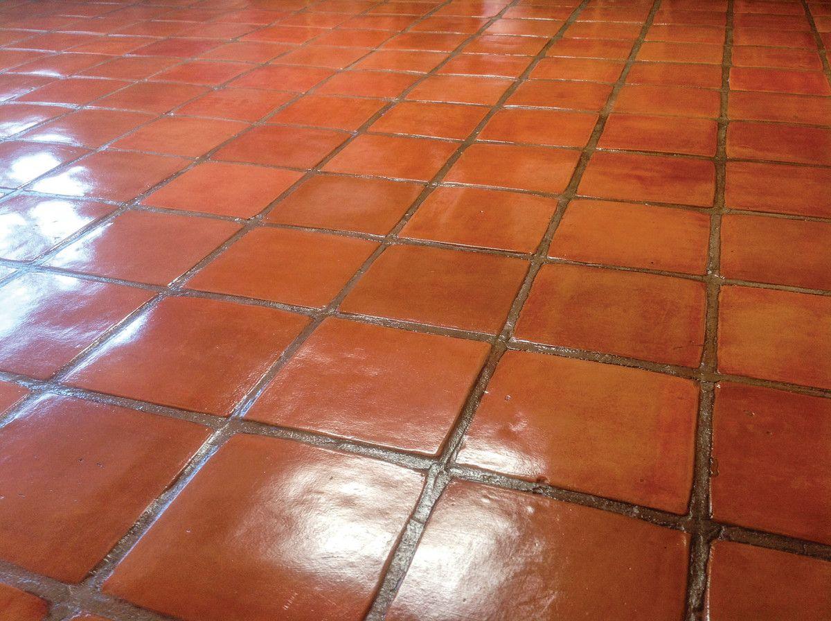 Touching Up Old Floors Saltillo Tile Flooring Saltillo Tile Floor