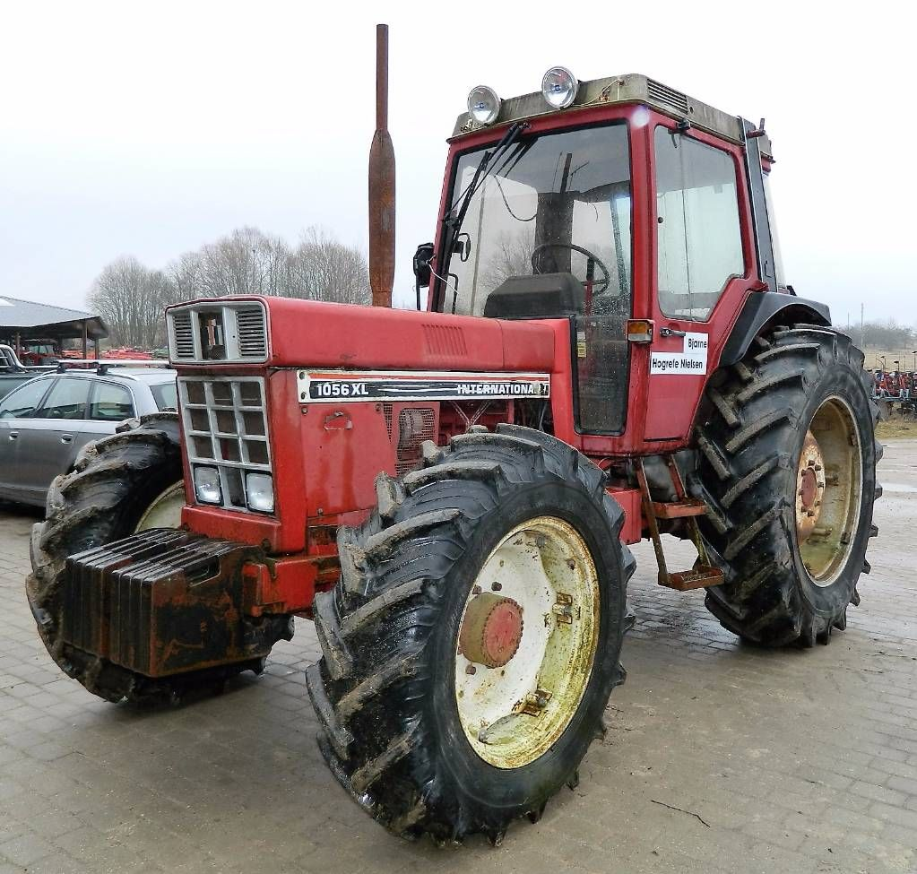 international xl tractor | International 1056 XL - Tractors, Price: £9,451,  Year