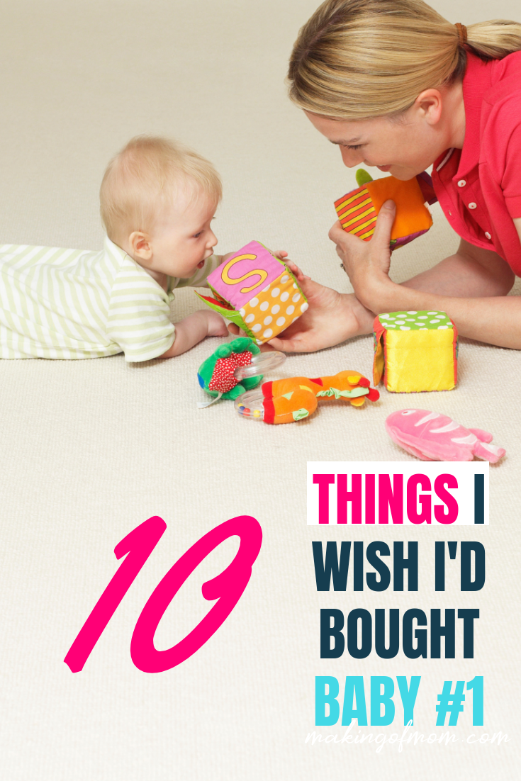 10 Things I Regret NOT Buying for My Baby | Baby care tips ...