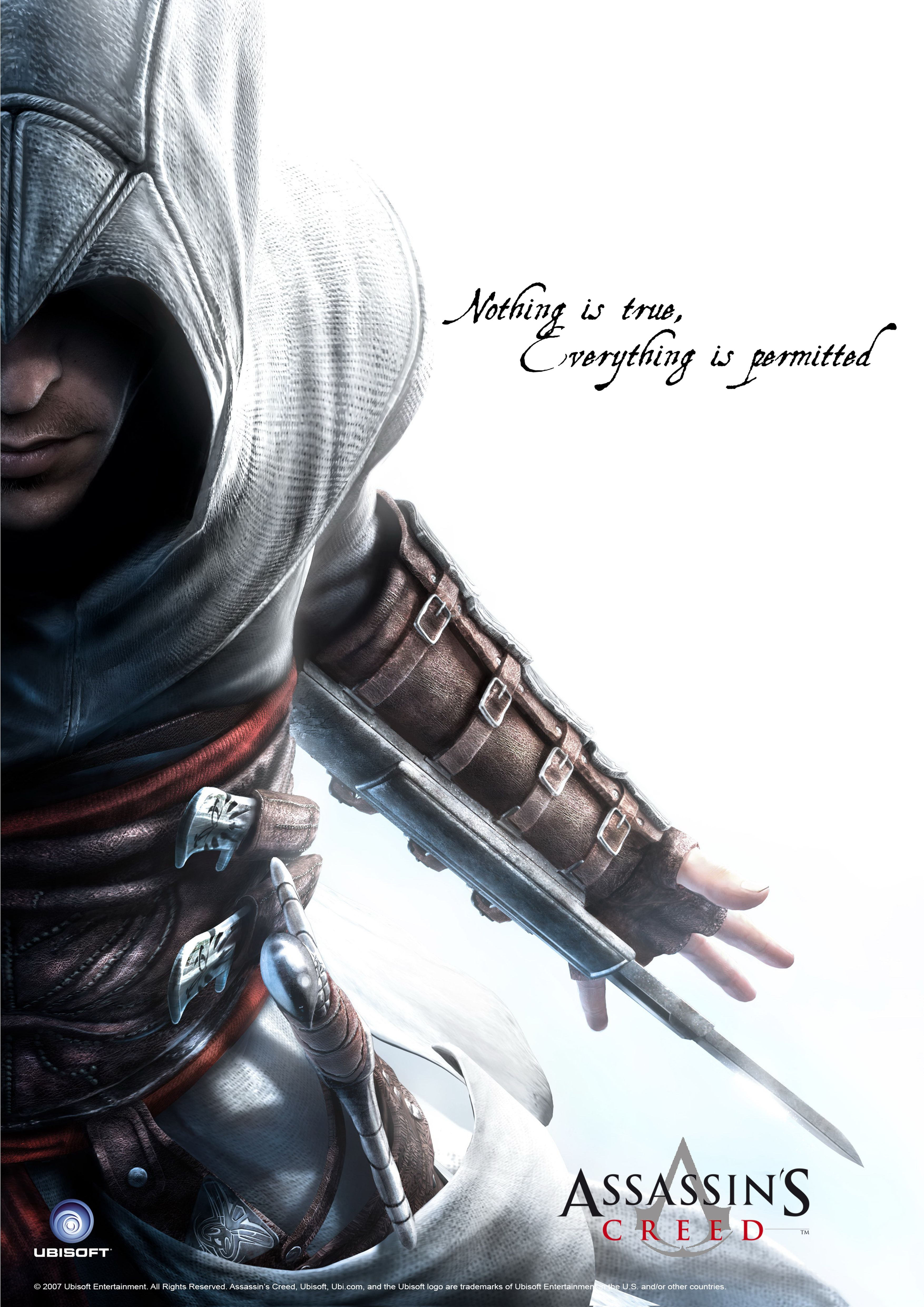 Nothing Is True Everything Is Permitted Salto De Fe