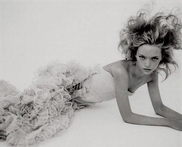 Fashion、Gemma Ward