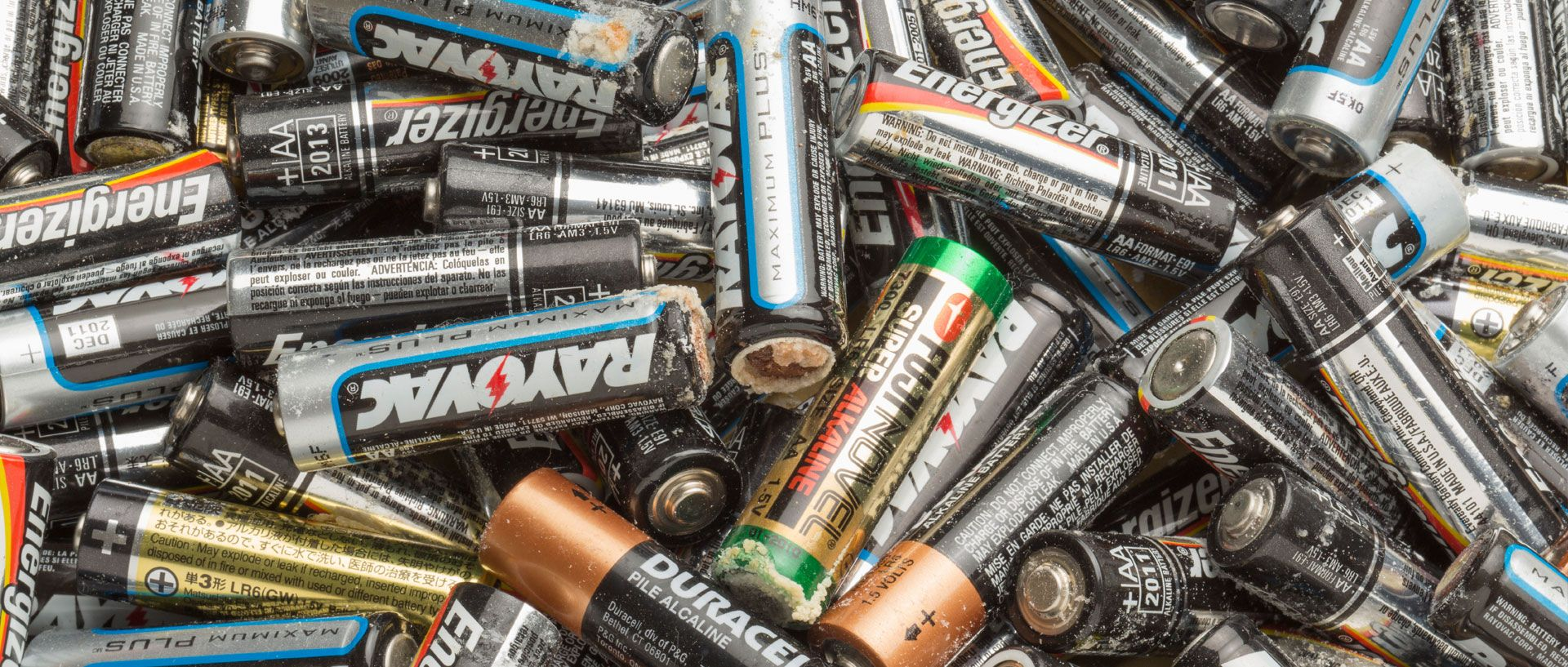 Why Do Batteries Leak Batteries Household Hacks Diy Cleaning Products