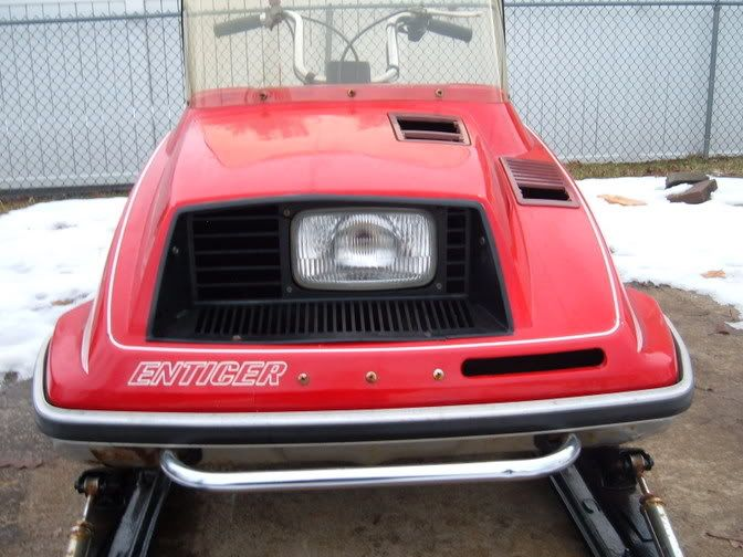 For Sale: 1979 Yamaha Enticer 250  Model was featured in