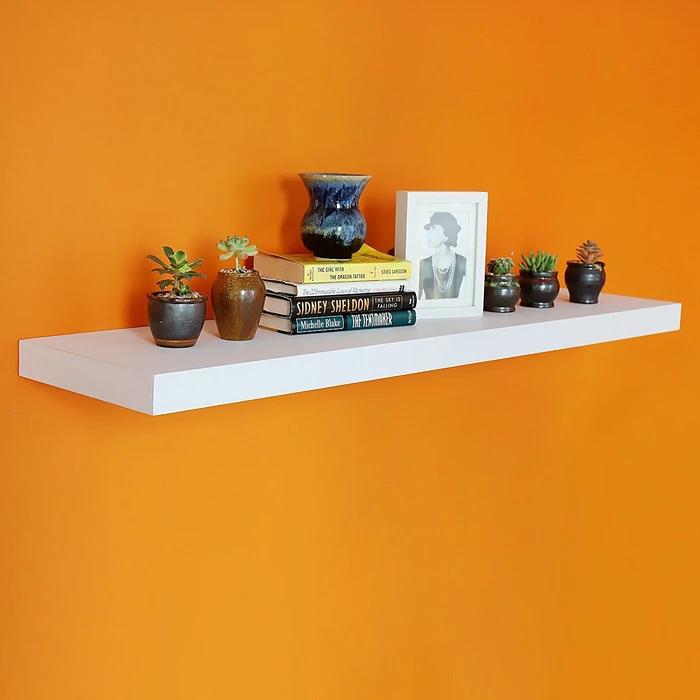 Best 12 Inch Deep Grande Floating Wall Shelf 47 24 L X 11 81 400 x 300