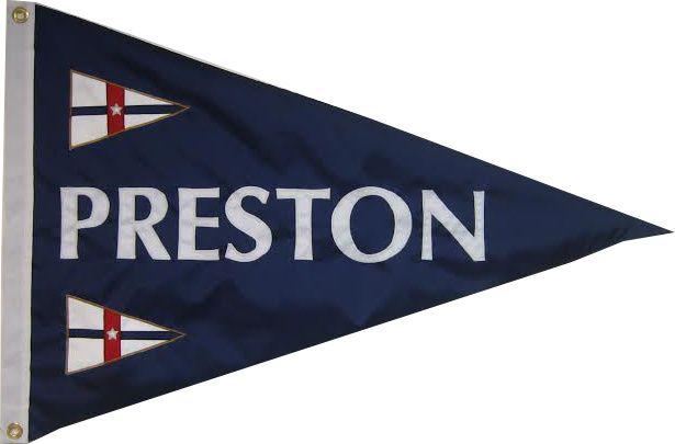 Seattle Custom Flagmakers Custom Boat Name Pennant Nautical Boat Names Historical Flags Coast Guard Flag