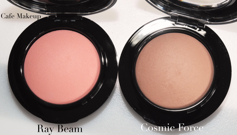 mac future collection mineralize blush ray beam Blush