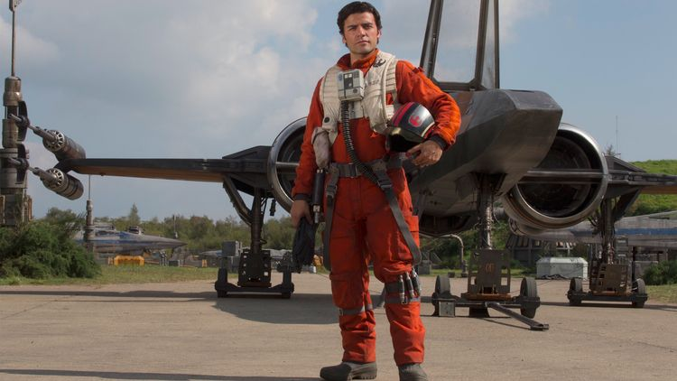 New THE FORCE AWAKENS Bonus Clip Focuses on The Resurrection of Poe Dameron — GeekTyrant