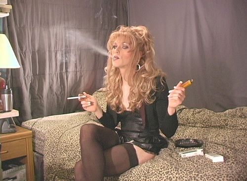 Men Dressed as Women Flickr | men dressed as women smoking ...