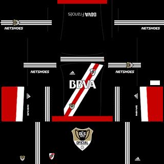 Riverplate6 Dls16 Dream League Soccer 2016 Kits Kits De Futebol Futebol