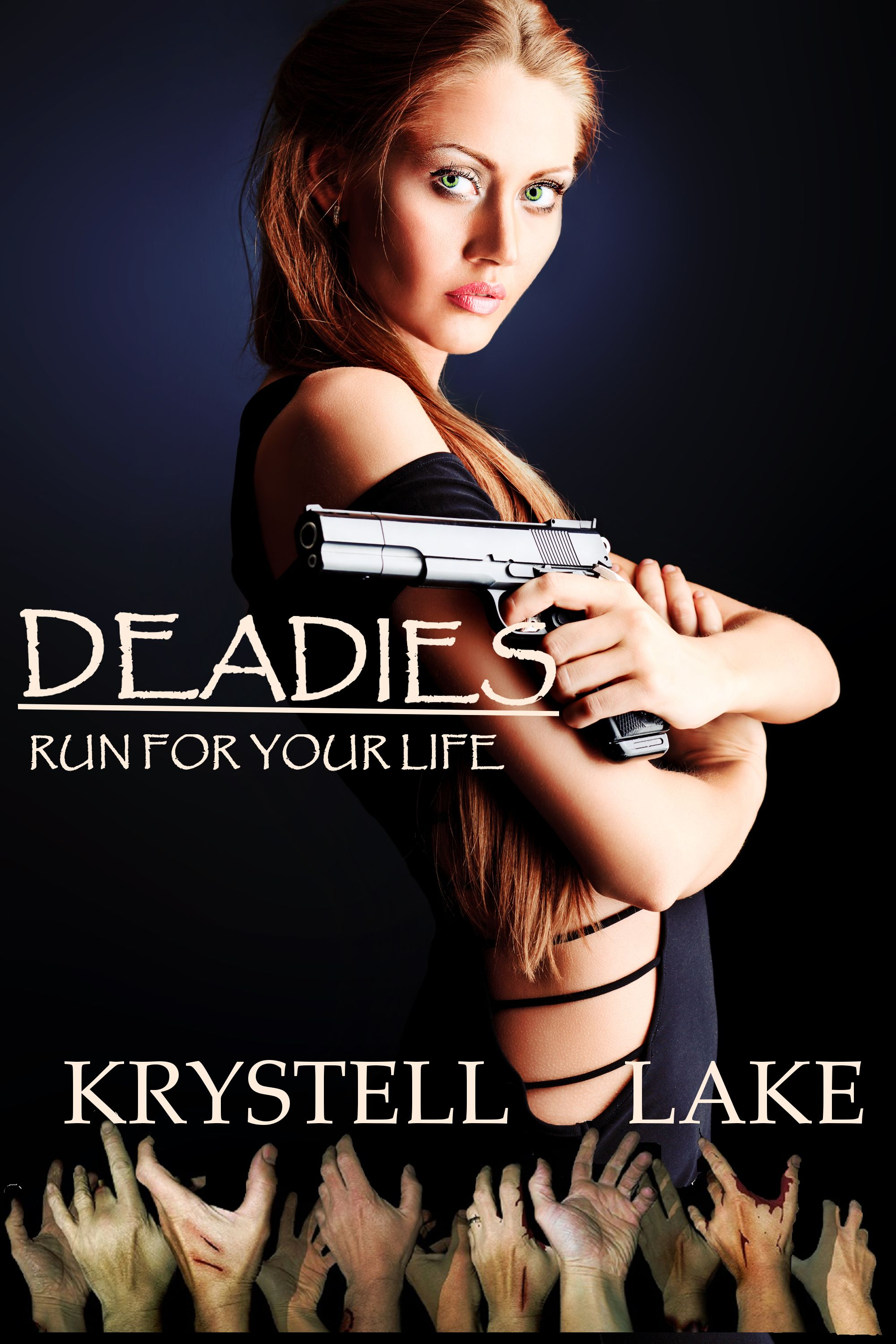 Deadies: Run For Your Life. This is the first book in the popular zombie