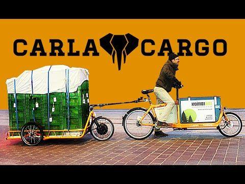 Carla Cargo Mit 150kg Gemuse Praxis Test 2016 Pedelec