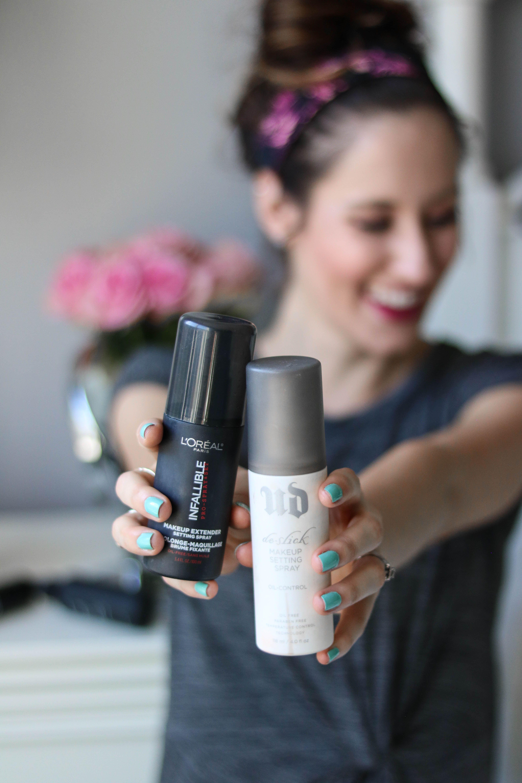 7 Great Setting Sprays for Summer Skin Setting spray