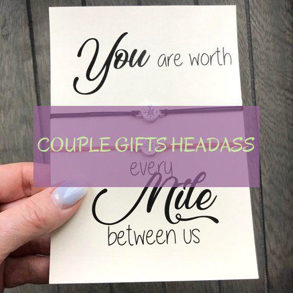 Paar Geschenke Headass