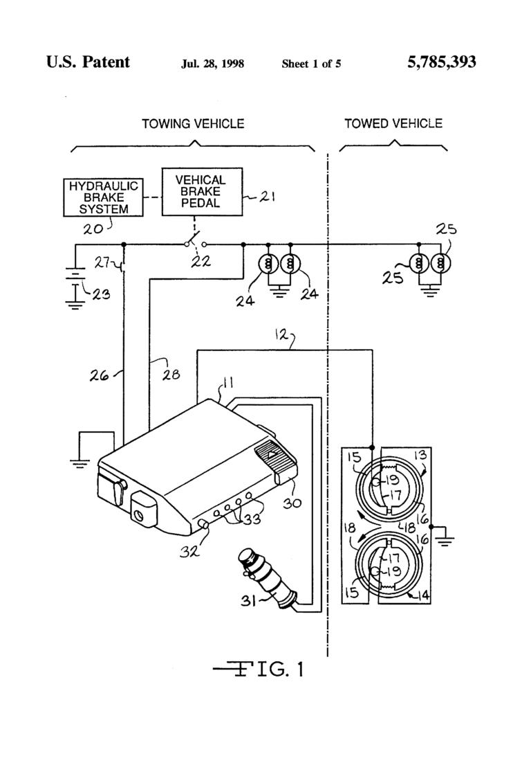 wiring diagram prodigy brake controller