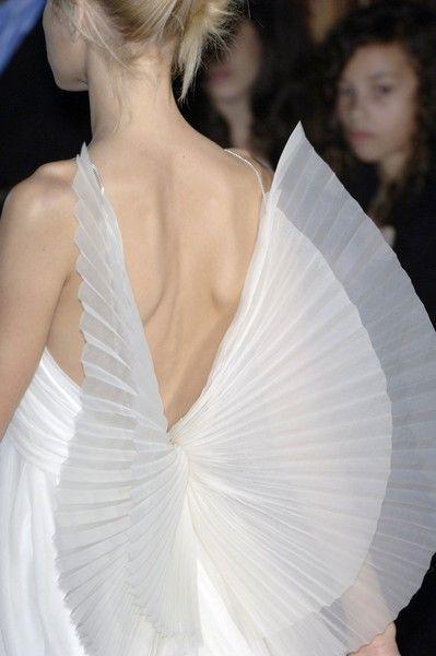 Balmain at Paris Fashion Week Spring 2007 #runwaydetails