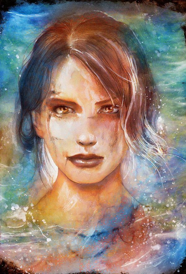 50 Mind Blowing Watercolor Paintings | Cuded