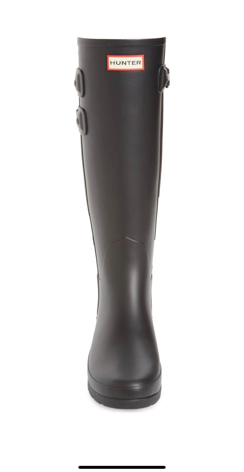 Retails $165 Original refined matte boots New With box