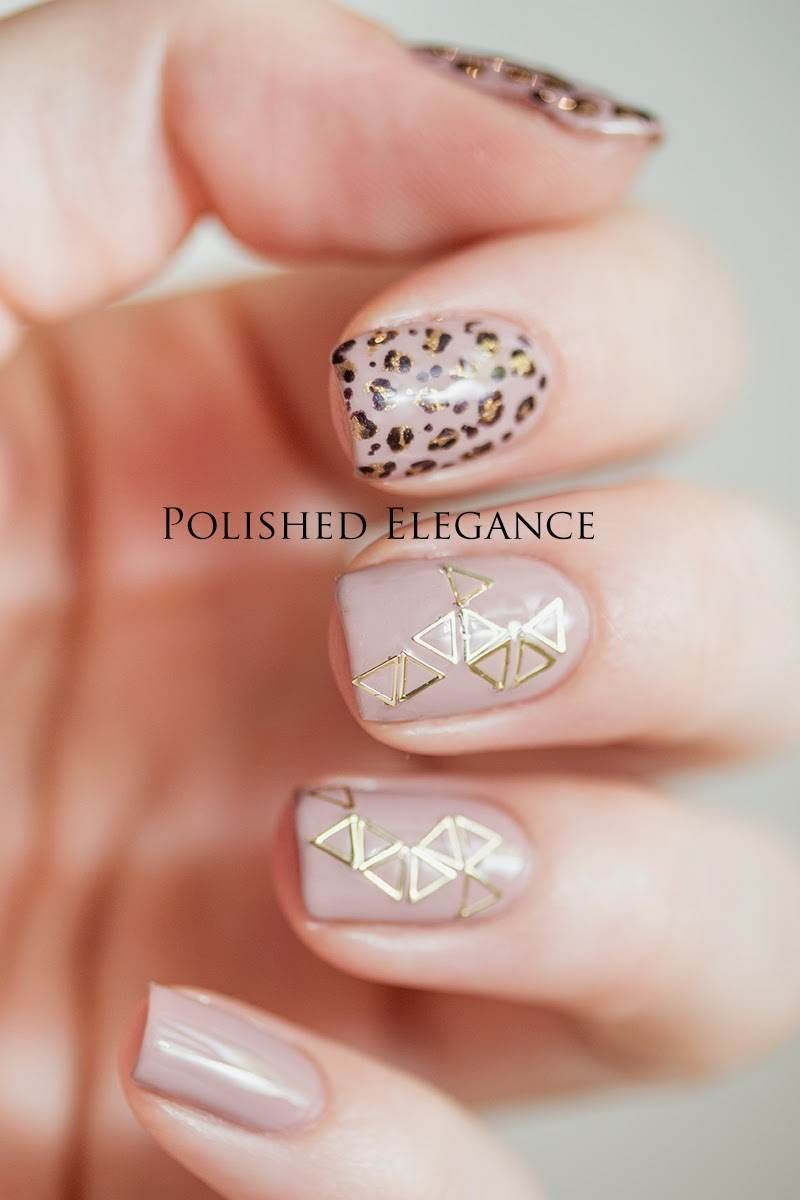 Ring in 2015 with gorgeous & glam New Year\'s Eve nail art ...