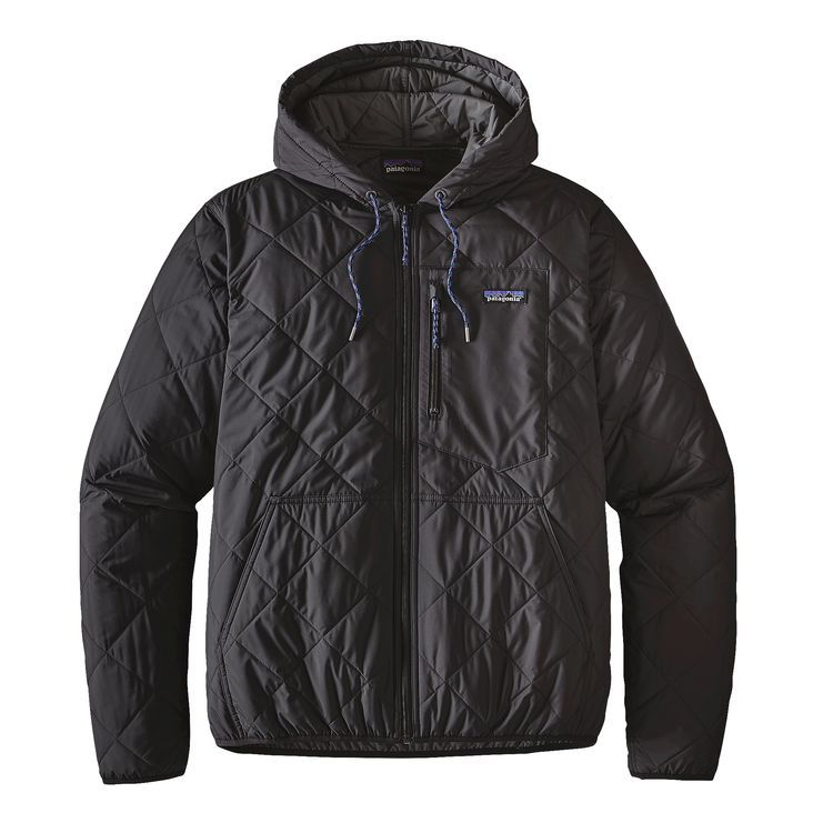 Men S Diamond Quilted Bomber Hoody Revival Clothing