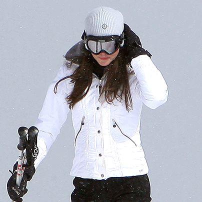 4c4794360 E+O White Ski Jacket