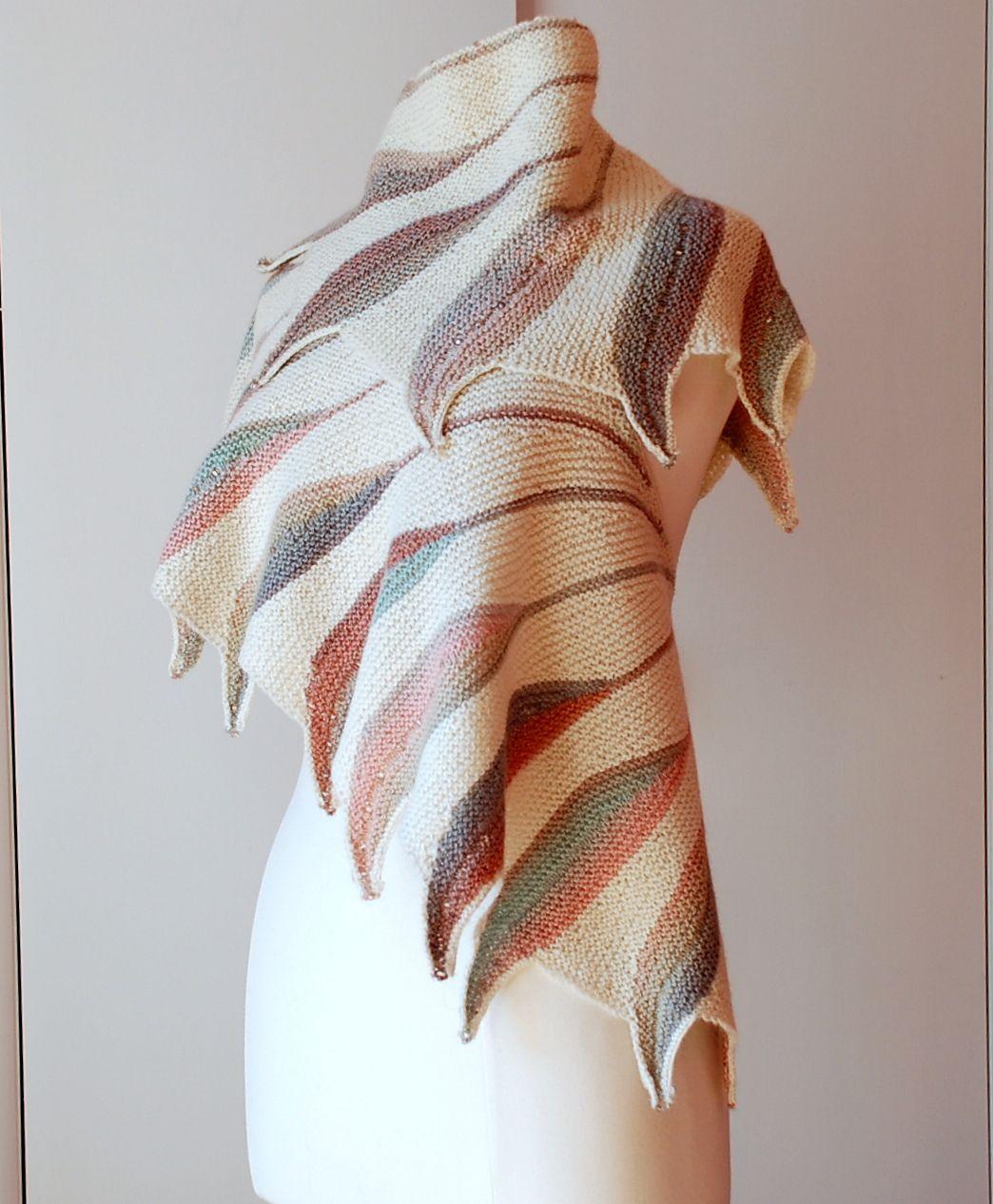 Dreambird KAL pattern by Nadita Swings | Pinterest | Chal y Puntos