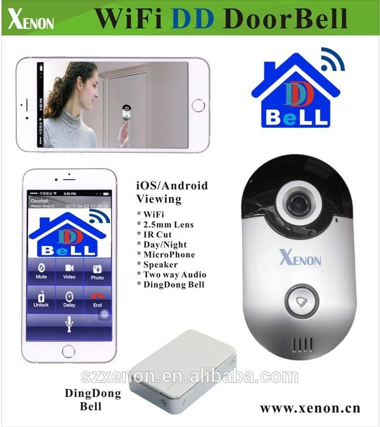 2015 New Generation Smart Security Camera System Wifi