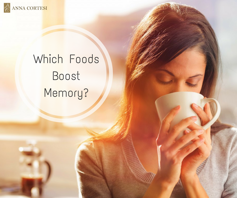 Which Foods Boost Memory?