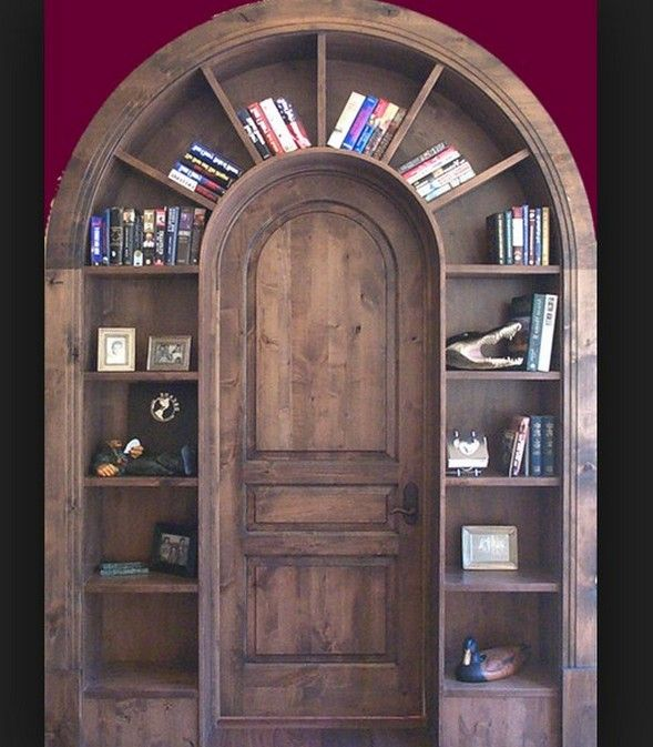 Arched Interior Wood Door Design Interior Home Decor Home - Arched interior doorway design decoration