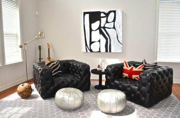 Luxus Wohnzimmer einrichten \u2013 70 moderne Einrichtungsideen - moderne luxus wohnzimmer