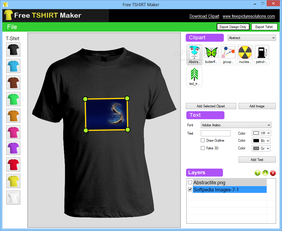 Free Tshirt Maker Download T Shirt Design Software Free T Shirt Design Shirt Design Website