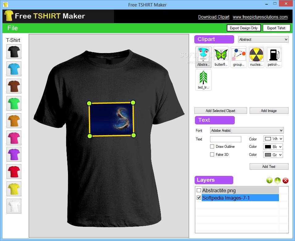 Free Tshirt Maker Download Shirt Design Website Free T Shirt Design T Shirt Design Software
