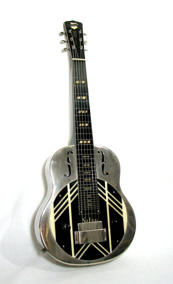 1930 S National Silvo Lap Steel Guitar Nachokitty On Etsy Lap Steel Guitar Steel Guitar Guitar