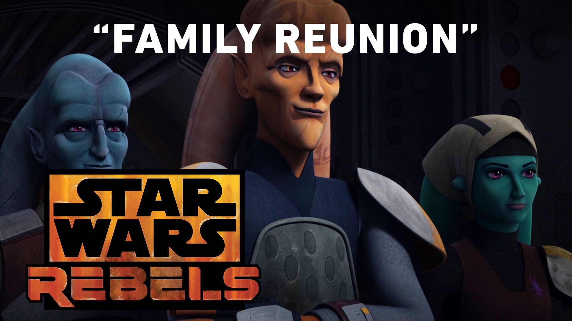 Family Reunion - Homecoming Preview | Star Wars Rebels
