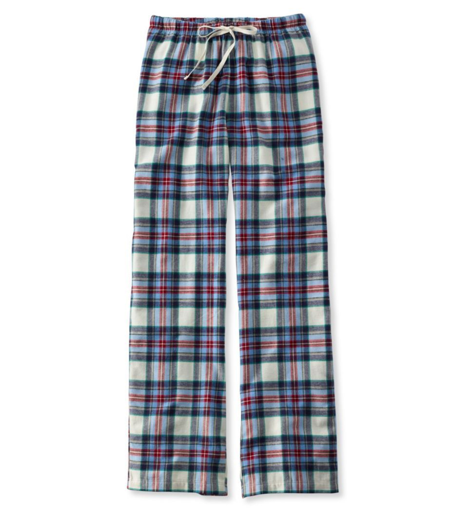 79fa60ec96 L.L.Bean Flannel Sleep Pants