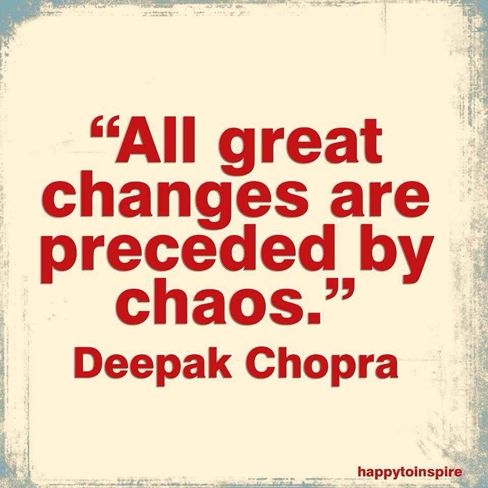 Deepak Chopra Quotes About Change. QuotesGram