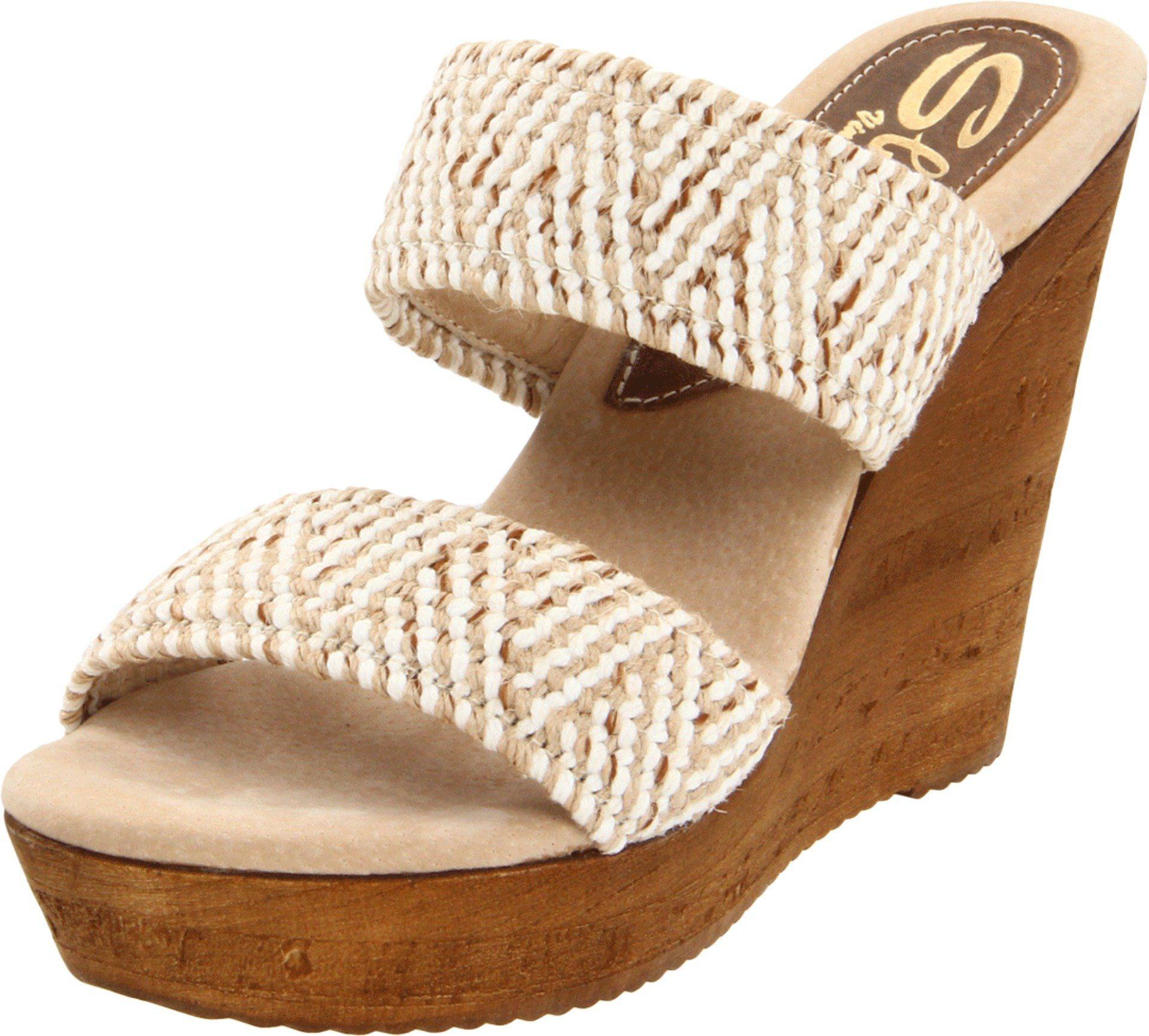 6f4f14e5cca6 Amazon.com  Sbicca Women s Tristan Wedge Sandal  Shoes
