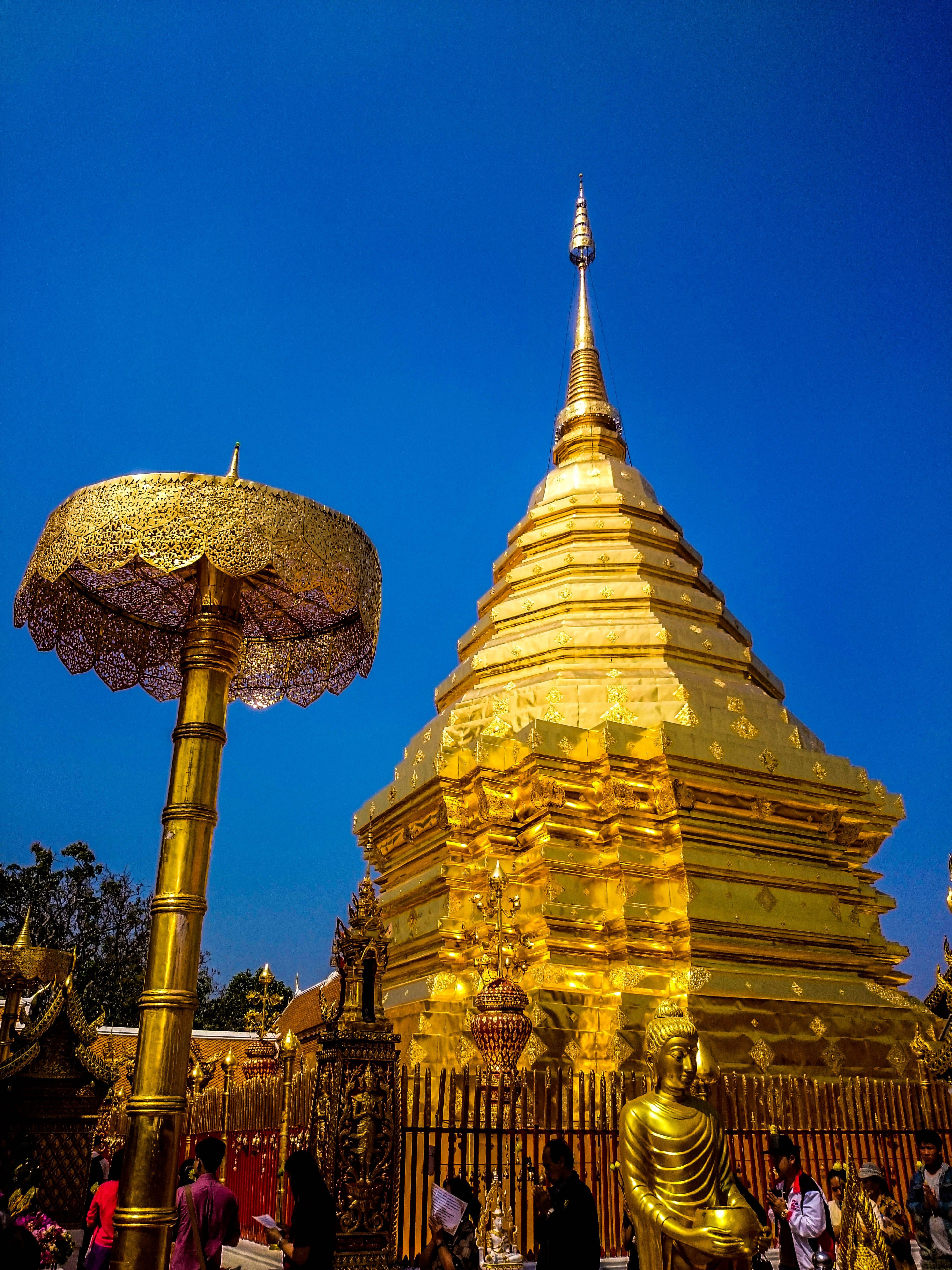 Escape the crazy pace of Bangkok and head north to the charming city of Chiang Mai. The laid-back pace of life here seems at odds with the throngs of tourists visiting the city, yet it somehow manages to retain an air of calm not found in the capital. While this is ...