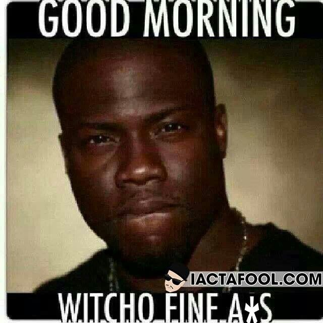 Goodmorning Everyone Kevinhart Make Me Laugh Photos Of The Week Funny Pictures