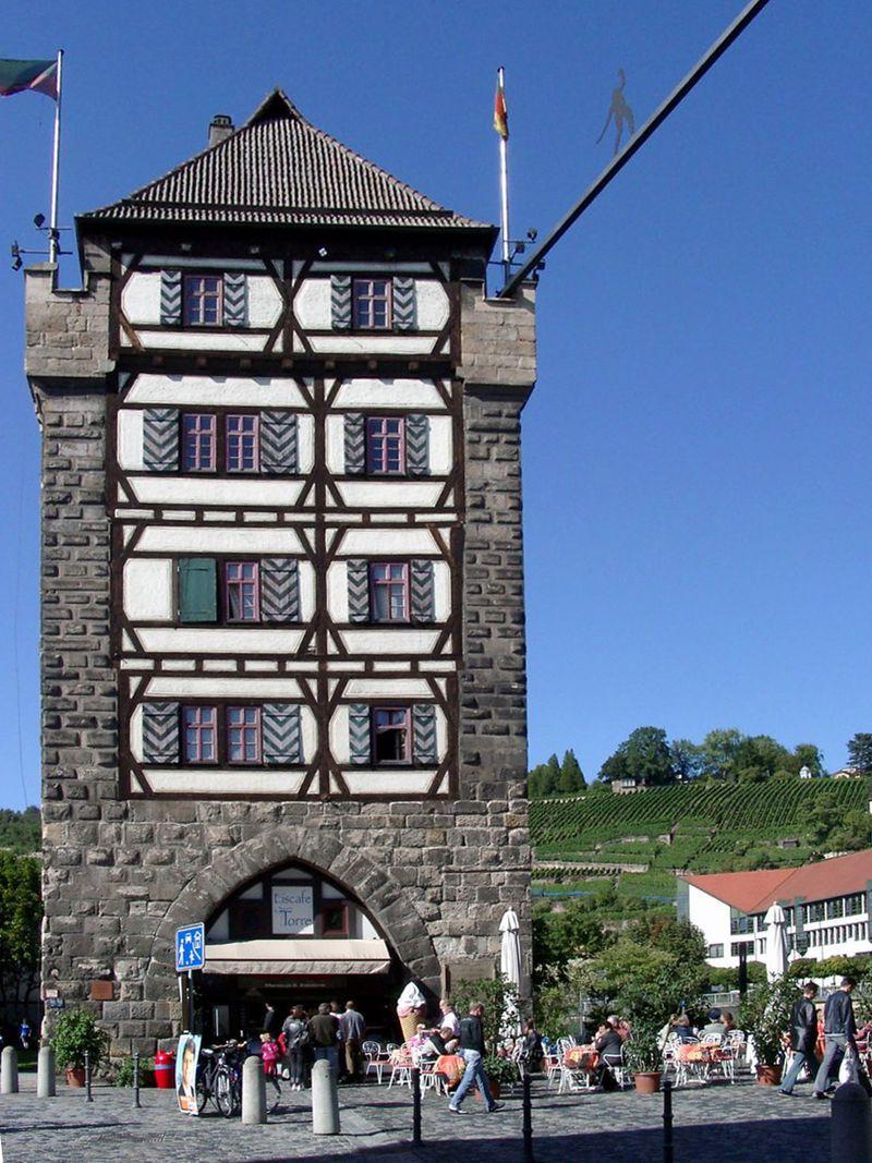 Schelztor Esslingen Esslingen Am Neckar Wikipedia Esslingen Am Neckar Interessante Orte Deutsche Landschaft