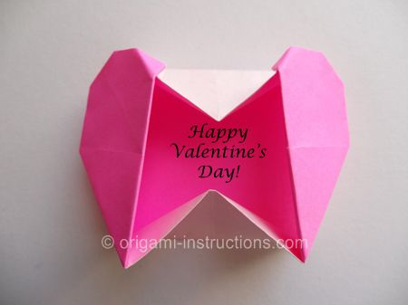 Origami: Heart Box & Envelope - YouTube | 337x450