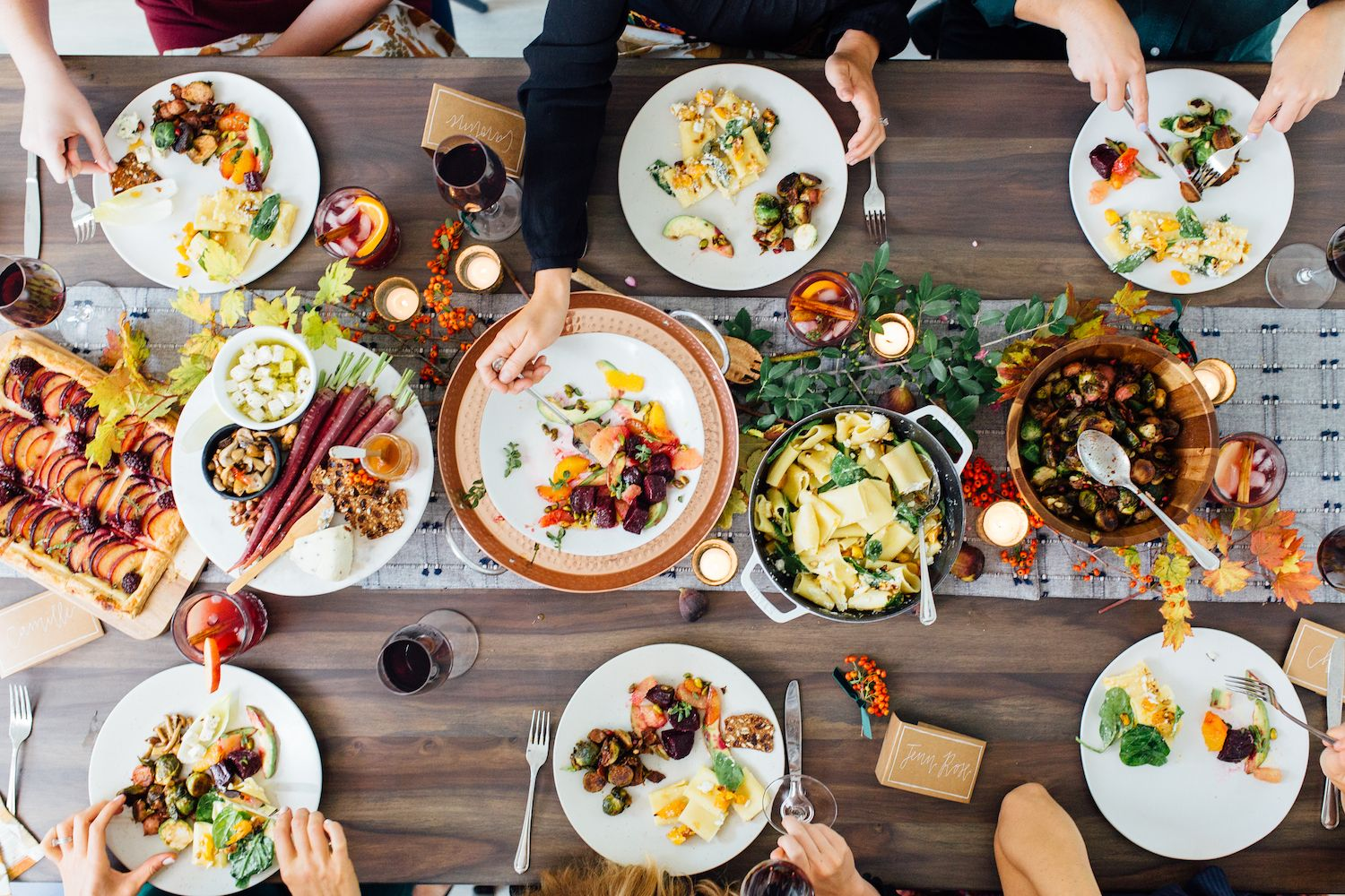 Our Cozy Friendsgiving Feast with Target Friendsgiving