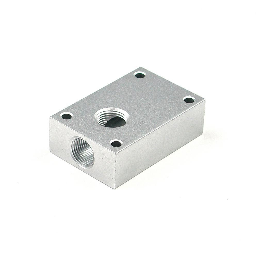 Primefit 3 8 In Air Push To Connect Outlet Block Provides Air Connections For Compressed Air Piping Systems Pcbl38 Compressed Air Air Tools Home Depot