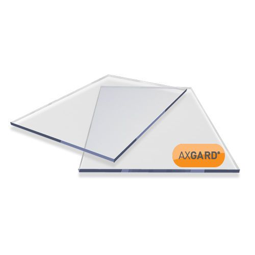 8mm Clear Polycarb Sheet 1000 x 1000 - Click To Buy Here