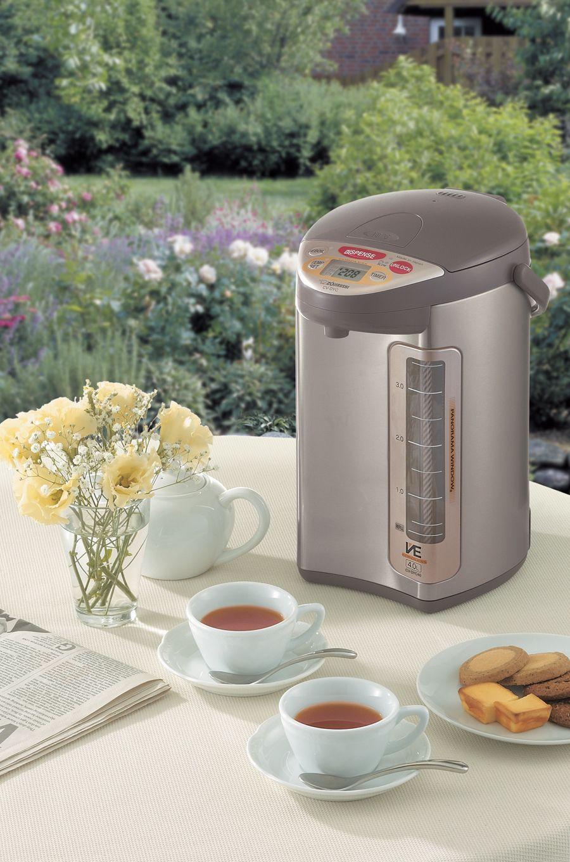 VE Hybrid Water Boiler & Warmer CV-DYC40 http://www.zojirushi.com/products/cvdyc