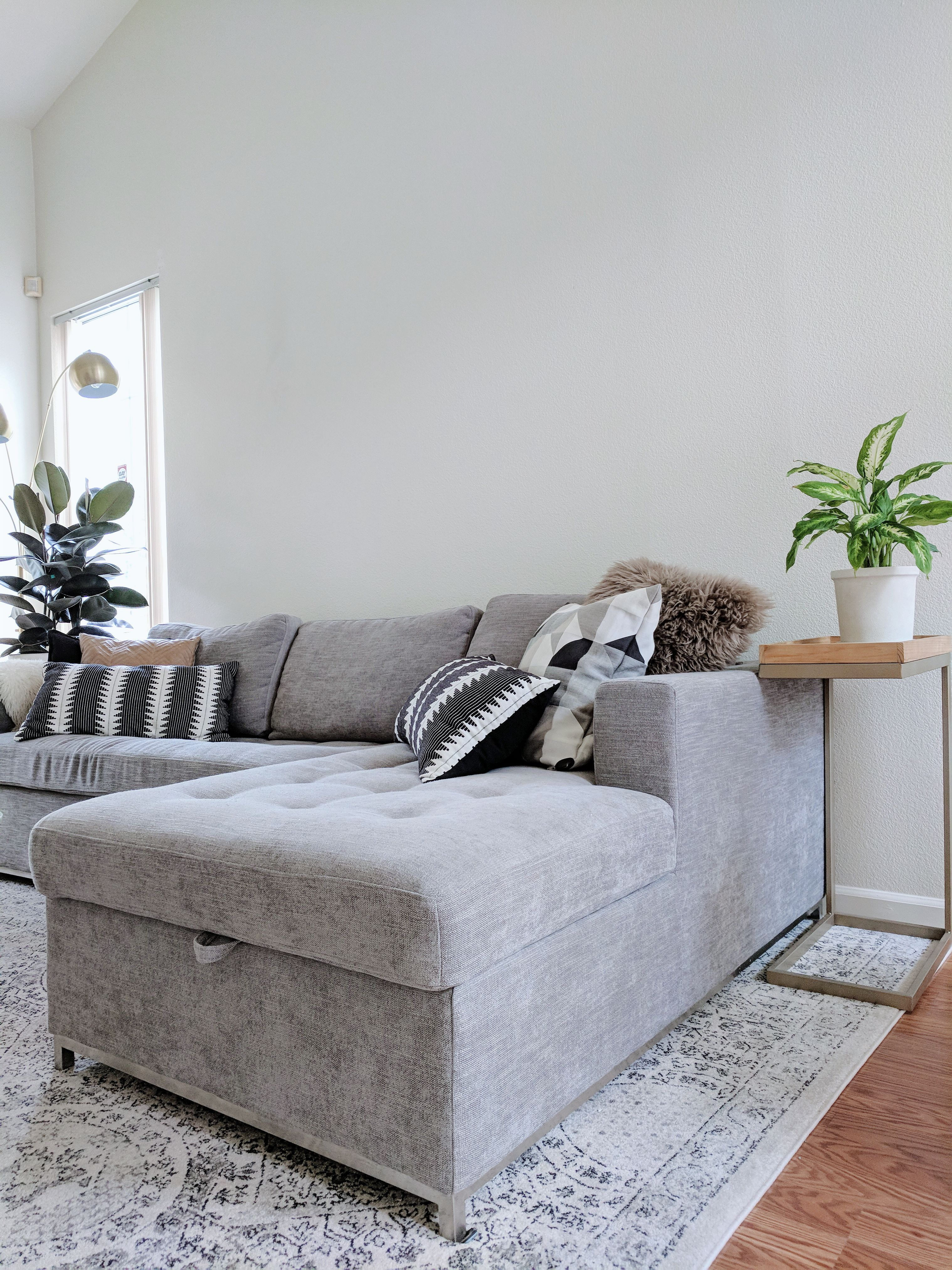 Article Sofa Review How Our Article Sofa Has Held Up Over The Years Ourarticle Homedecorideas Neutrallivingroom Sectional Sleeperso In 2020 Article Sofa Old Sofa Furniture