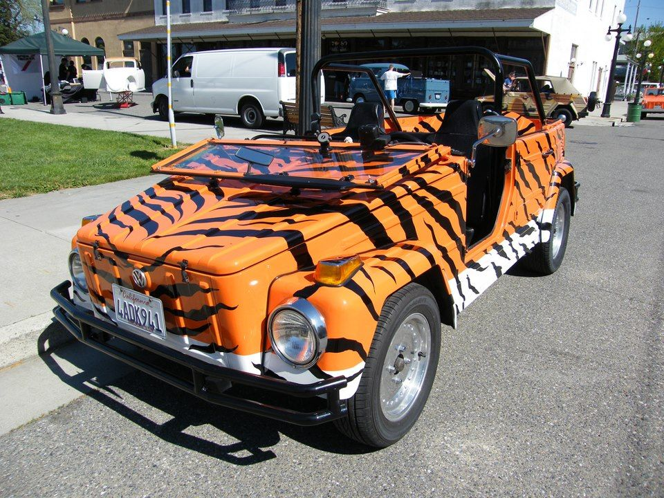 VW SAFARI / TIGER