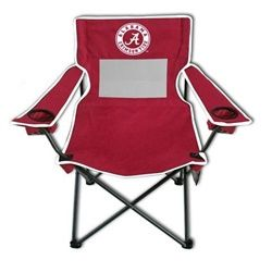 Alabama Crimson Tide Deluxe Arm Chair Camping Chair