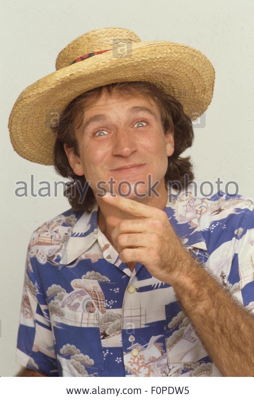 ROBIN WILLIAMS 1980.11472. © Michael R. Dreeler/Globe Photos/ZUMA Wire/ZUMA Wire/Alamy Live News Stock Photo