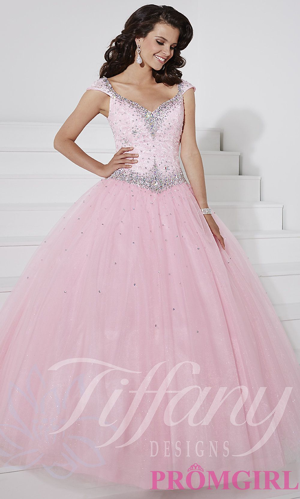 Style: TF-61126 Front Image | All the princessy dresses | Pinterest ...